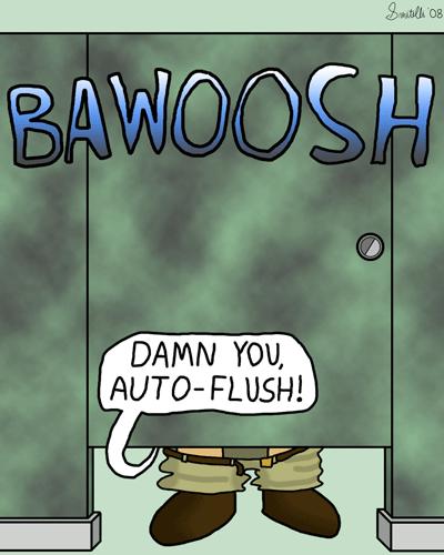 Auto-Flush