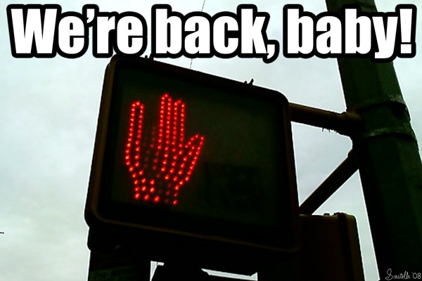 Back, Baby