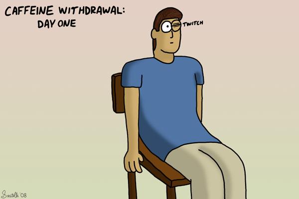Caffeine Withdrawal: Day 1