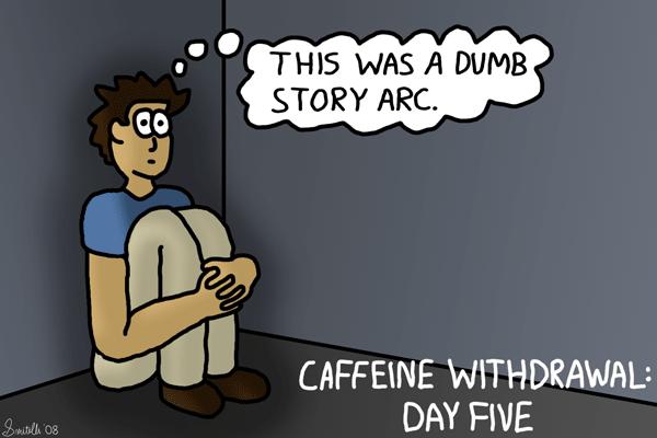 Caffeine Withdrawal: Day 5