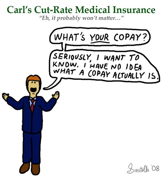 Cut-Rate Insurance