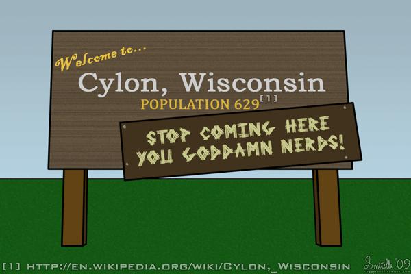 Cylon, Wisconsin