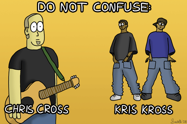 Do Not Confuse