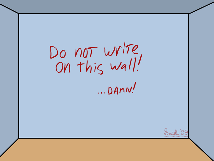 Do Not Write