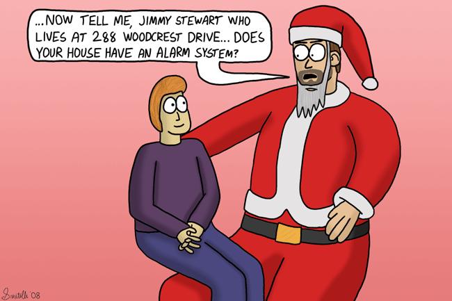 Don't Trust Santa