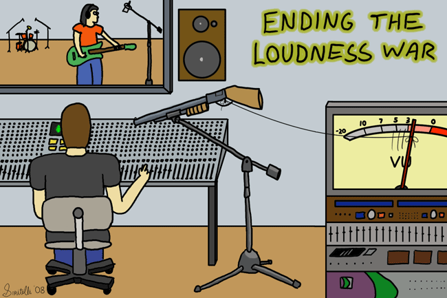 Ending The Loudness War