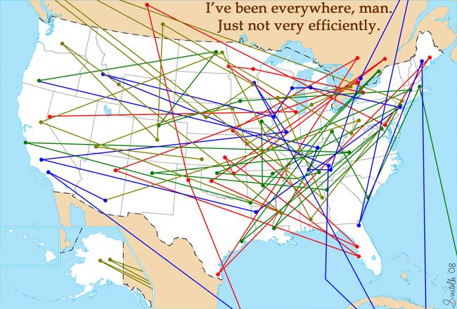Everywhere, Man