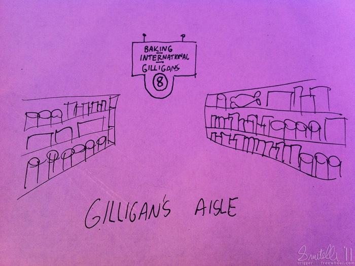 Gilligan's Aisle