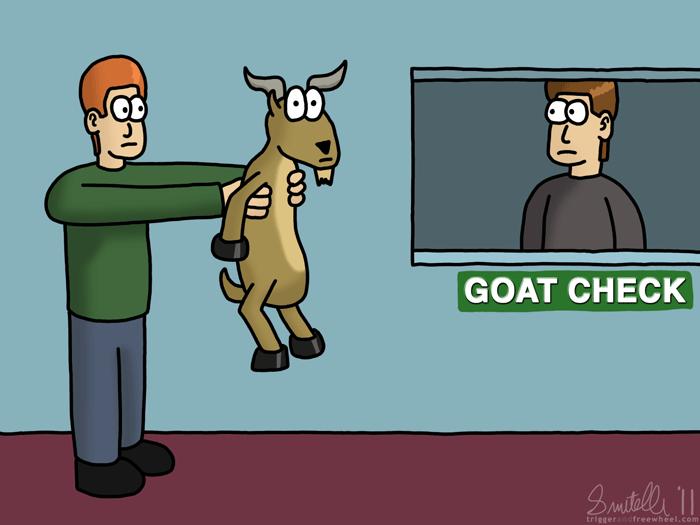 Goat Check
