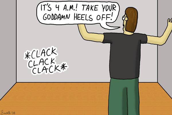Goddamn Heels