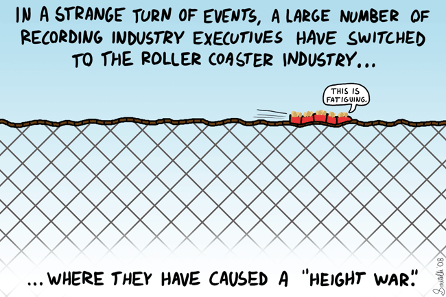 Height War