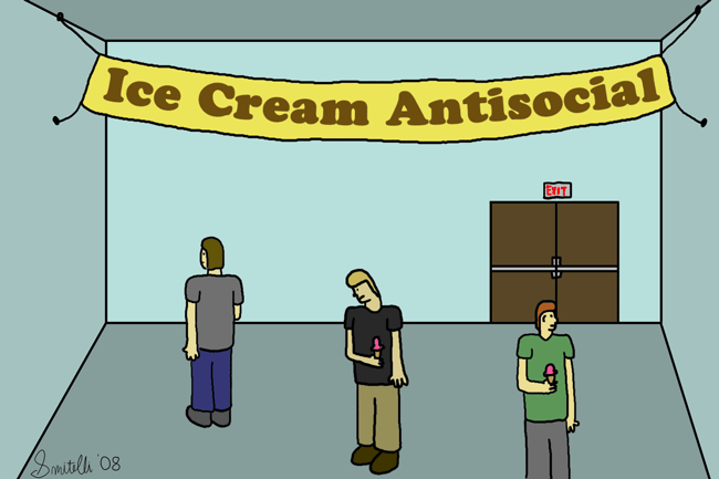 Ice Cream Antisocial
