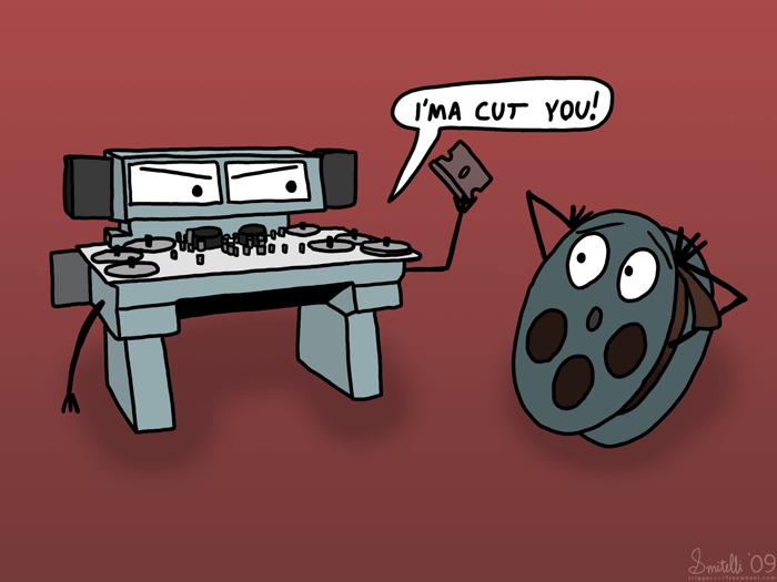 I'ma Cut You