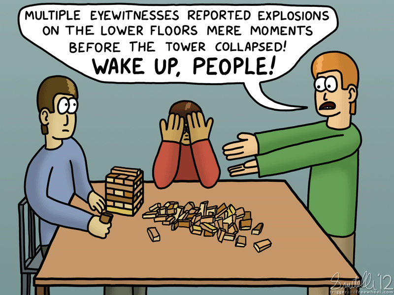 Jenga Truther