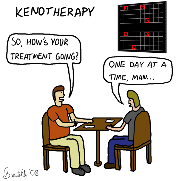 Kenotherapy