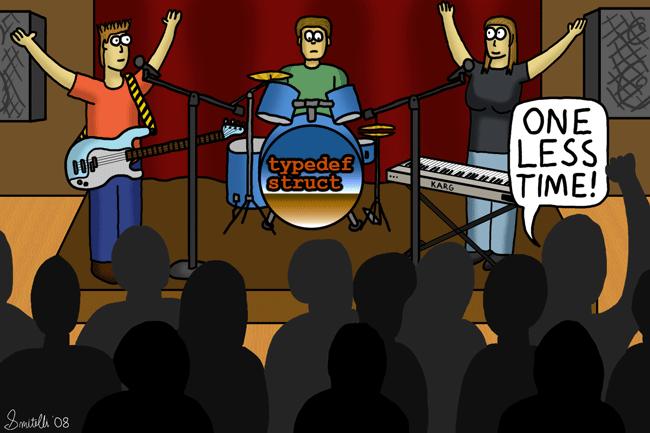 Lackluster Concert