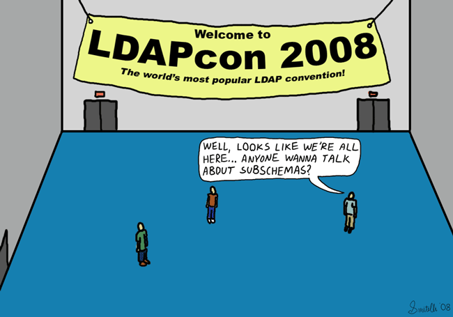 LDAPcon 2008