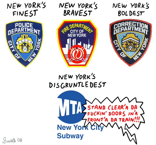 New York's Disgruntledest