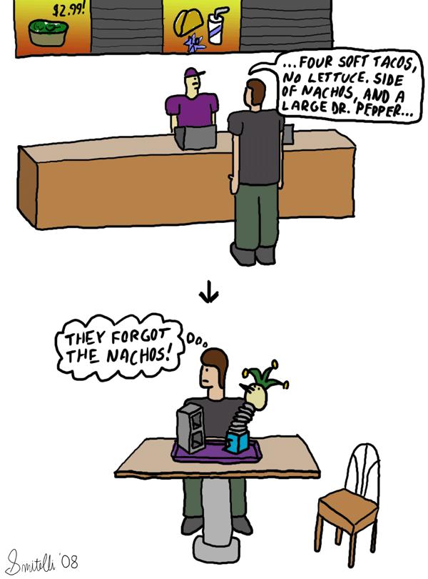 Order Error