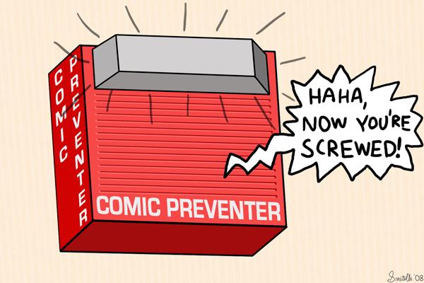 Preventer