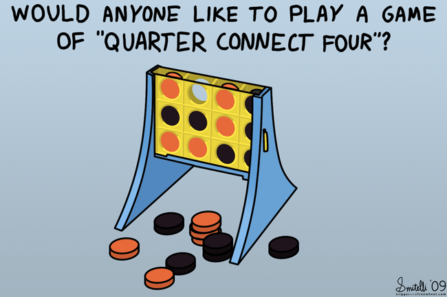 Quarter Connect Four