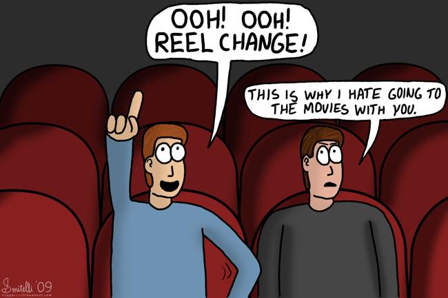 Reel Change