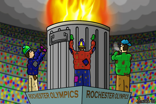 Rochester Olympics