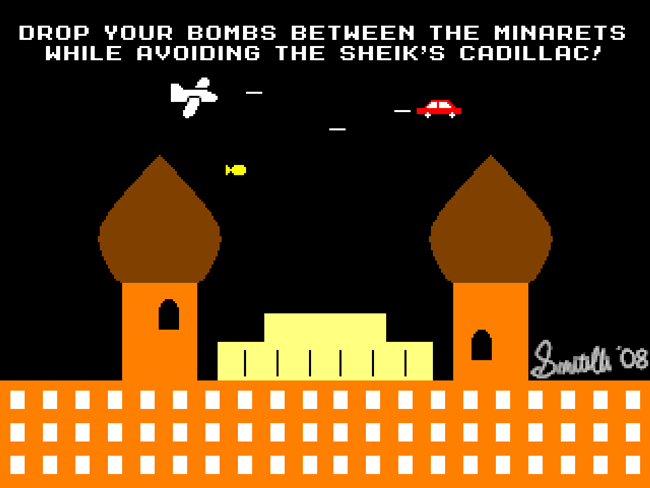 Rock The Casbah Video Game