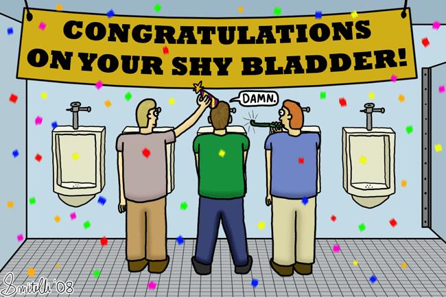 Shy Bladder
