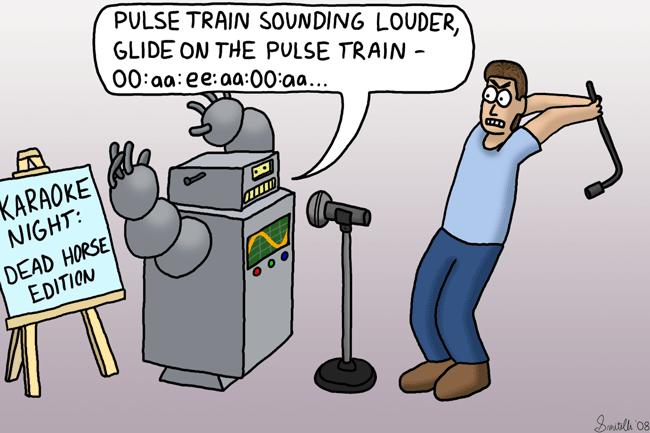 Sounding Louder