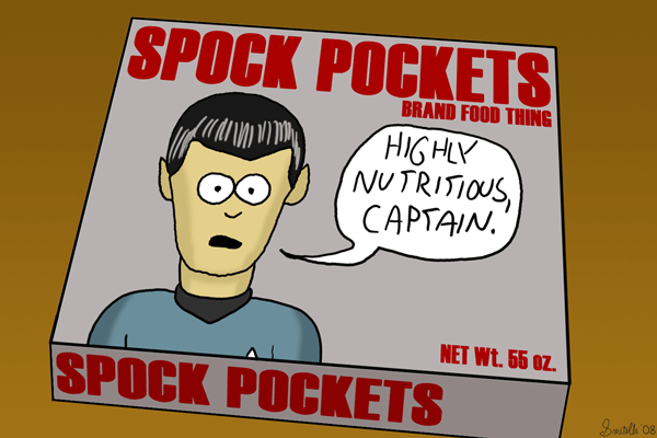 Spock Pockets