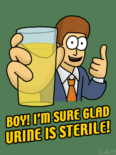 Sterile