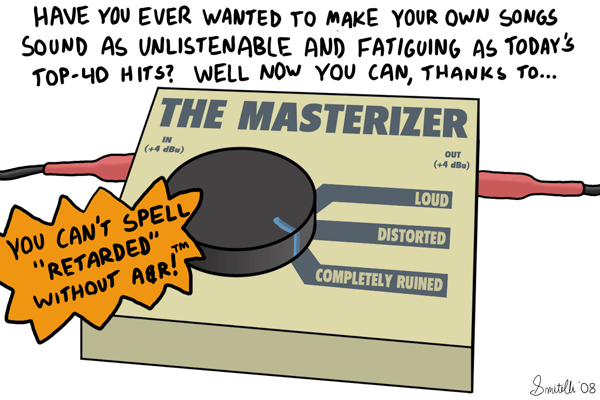 The Masterizer