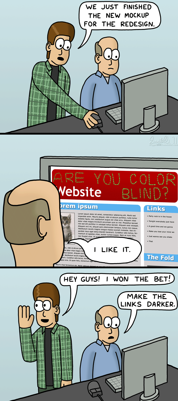 The Redesign