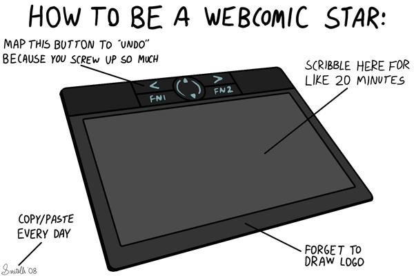 Webcomic Star