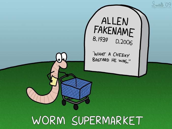 Worm Supermarket