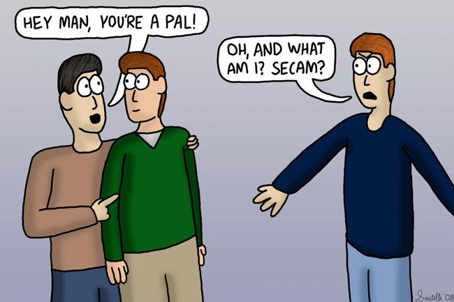 You're A Pal